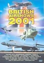 British Airshows 2001 on DVD