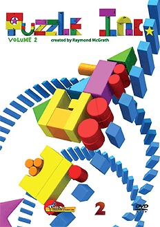 Puzzle Inc. - Volume 2 on DVD