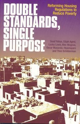Double Standards, Single Purpose by Saad Yahya