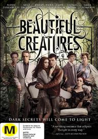 Beautiful Creatures on DVD