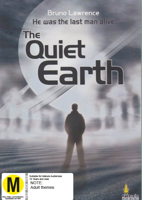 The Quiet Earth on DVD