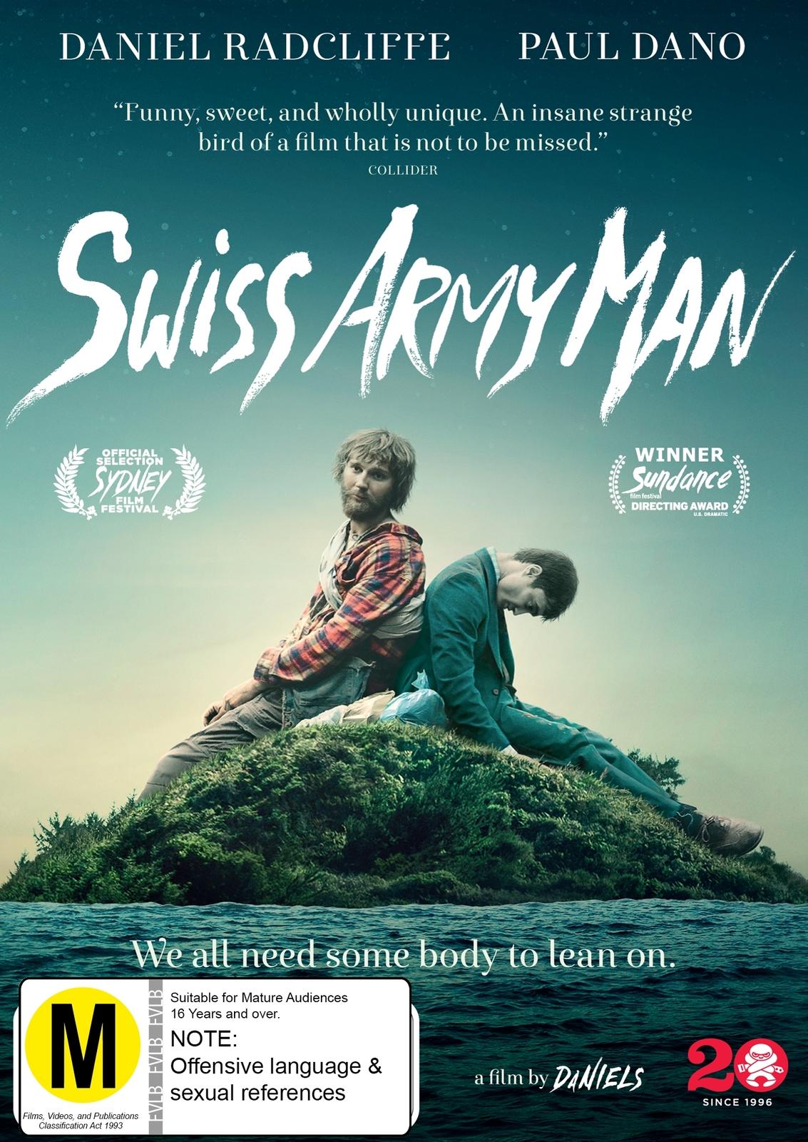 Swiss Army Man image