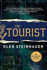 The Tourist by Olen Steinhauer image