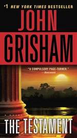 The Testament by John Grisham image