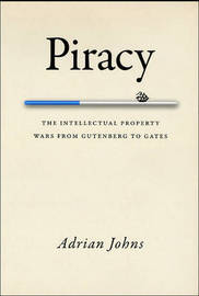 Piracy by Adrian Johns image