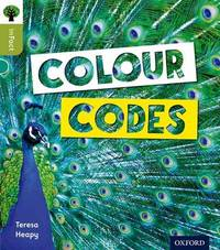 Oxford Reading Tree inFact: Level 7: Colour Codes by Teresa Heapy image