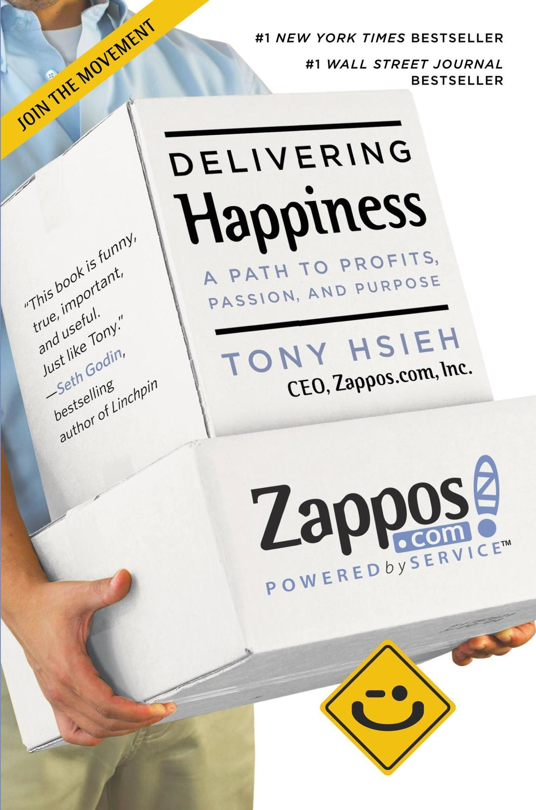 Delivering Happiness by Tony Hsieh image