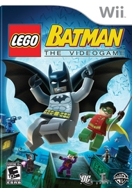 LEGO Batman: The Videogame for Nintendo Wii