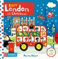 Busy London at Christmas by Marion Billet