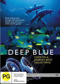 Deep Blue on DVD image