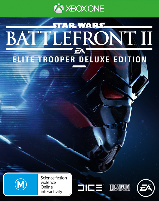 Star Wars: Battlefront II Elite Trooper Deluxe Edition for Xbox One