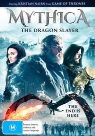 Mythica: The Dragonslayer on DVD