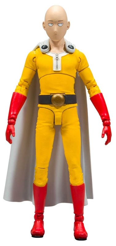 "One Punch Man: Saitama - 7"" Action Figure"