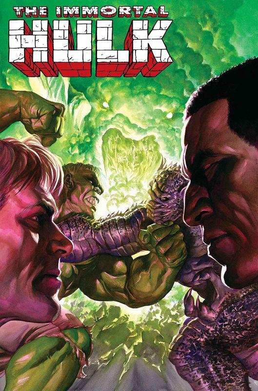 Immortal Hulk #23 - (Cover A) by Al Ewing