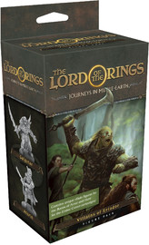 Lord of the Rings: Journeys in Middle Earth - Villains of Eriador Expansion image