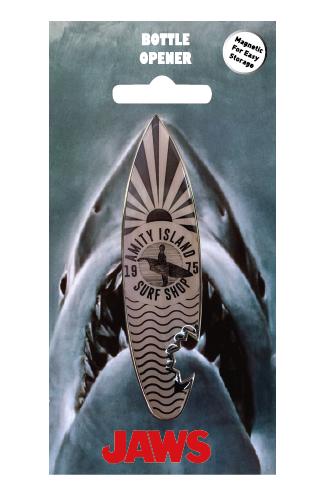 Jaws: Premium Bottle Opener - Surf Board