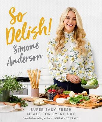 So Delish! by Simone Anderson