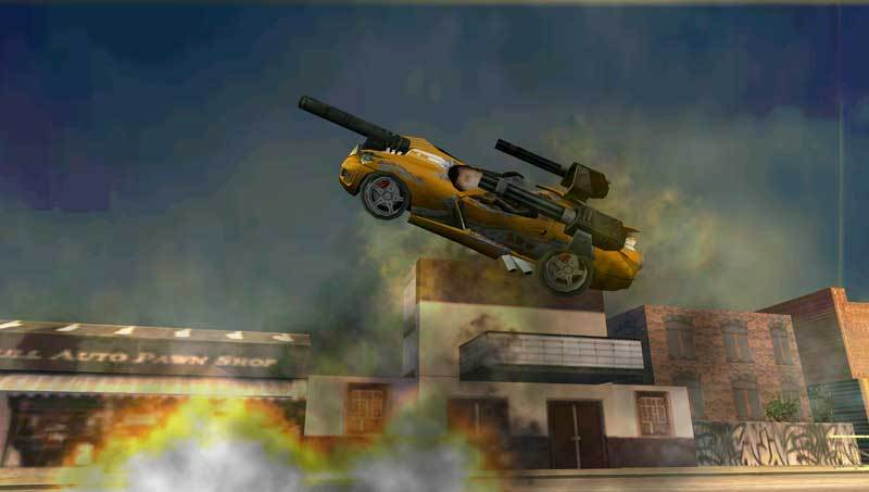 Full Auto 2: Battlelines for PSP image