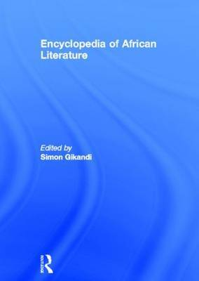 Encyclopedia of African Literature image