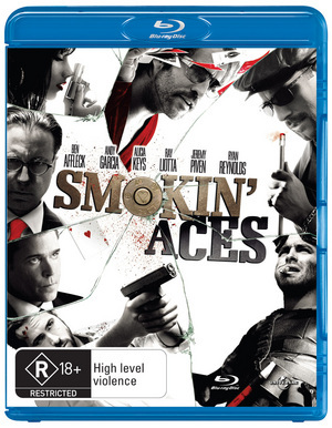 Smokin' Aces on Blu-ray