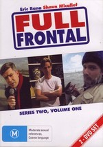 Full Frontal (1993) - Series 2: Vol. 1 (2 Disc Set) on DVD