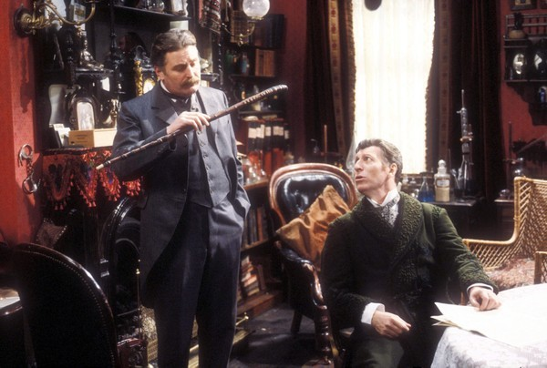 Sherlock Holmes: The Hound of the Baskervilles on DVD image