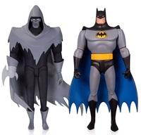 Batman: The Animated Series Mask of The Phantasm Action Figures