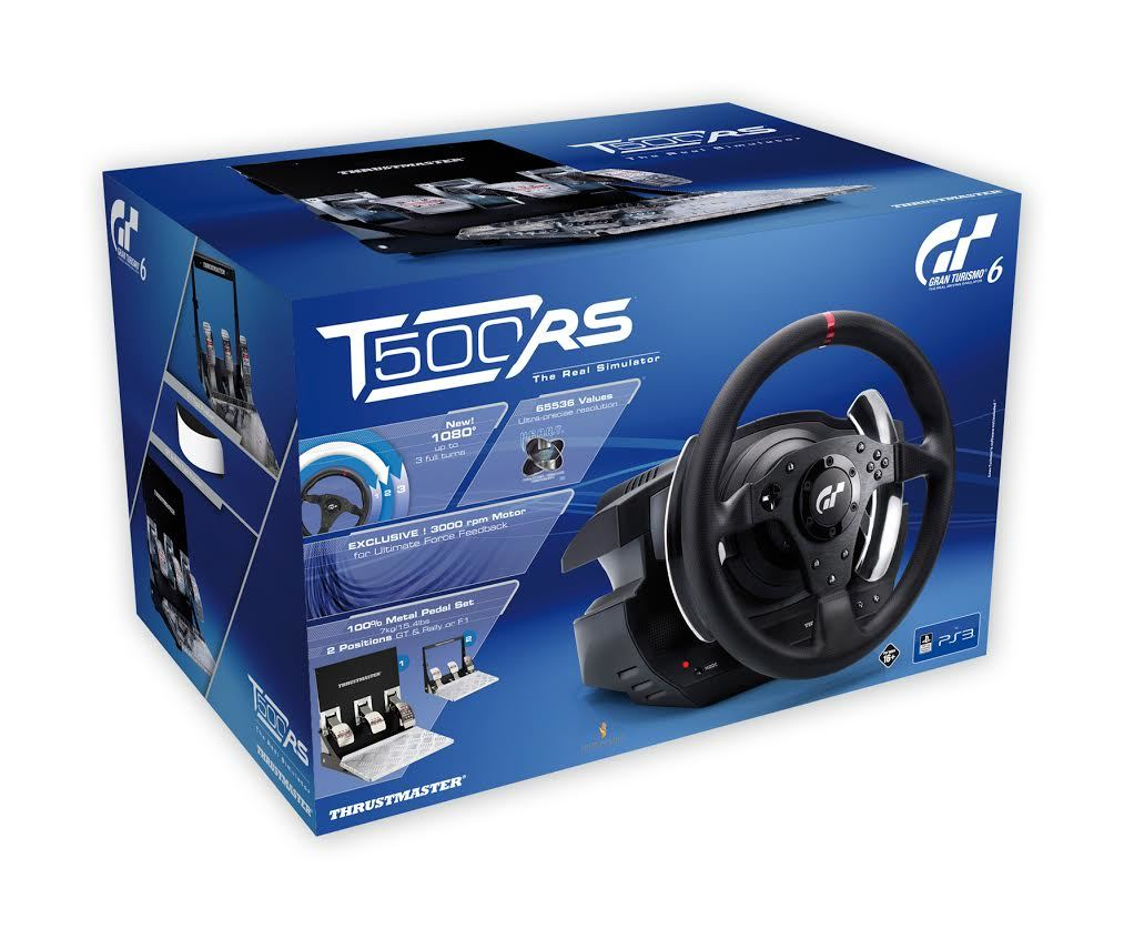 Thrustmaster T500RS GT Wheel (PS3 & PC)