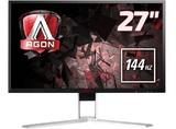 "27"" AOC AGON QHD 1ms 144hz FreeSync Gaming Monitor"