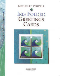 Iris Folded Greetings Cards by Michelle Powell image