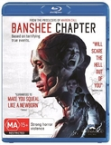 Banshee Chapter on Blu-ray