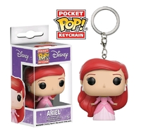 Little Mermaid - Ariel (Gown ver.) Pocket Pop! Keychain
