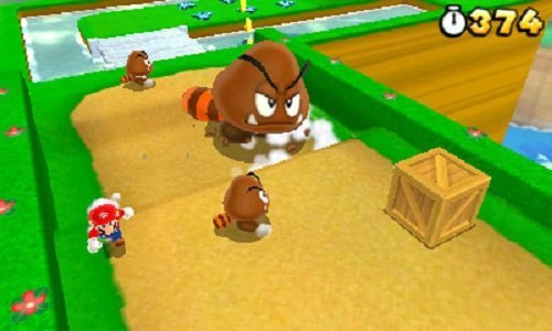 Super Mario 3D Land (Selects) for 3DS image