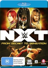 WWE: NXT: From Secret To Sensation on Blu-ray