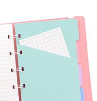 Filofax - Pocket Notebook - Rose image