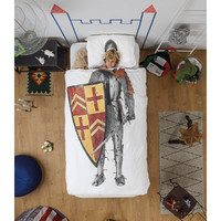 Snurk: Quilt Cover Set Knight - King Single