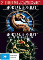 Ultimate Kombat, The (Mortal Kombat / Mortal Kombat - Annihilation) (2 Disc Set) on DVD