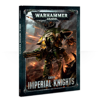 Warhammer 40,000 Codex: Imperial Knights image