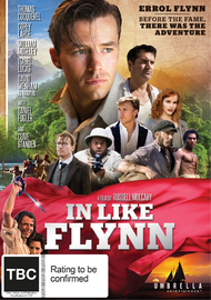 In Like Flynn on DVD