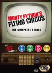 Monty Python's Flying Circus: The Complete Series (7 Disc Box Set) on DVD