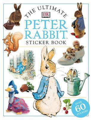 Peter Rabbit Ultimate Sticker Book image