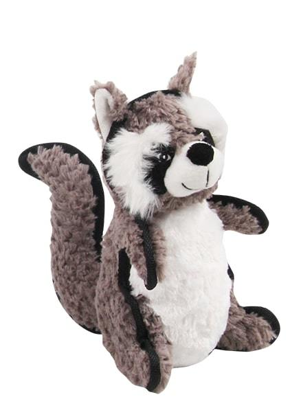 Pawise: Fluff & Tuff Toy - Raccoon