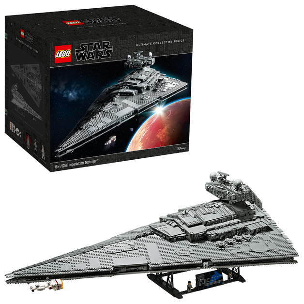 LEGO Star Wars: Ultimate Collector Series - Imperial Star Destroyer (75252)