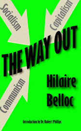 The Way Out by Hilaire Belloc