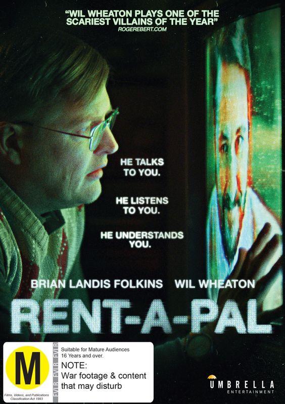 Rent-A-Pal on DVD
