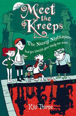 The Nanny Nightmare by Kiki Thorpe image