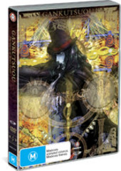 Gankutsuou - The Count Of Monte Cristo: Chapitre 4 on DVD
