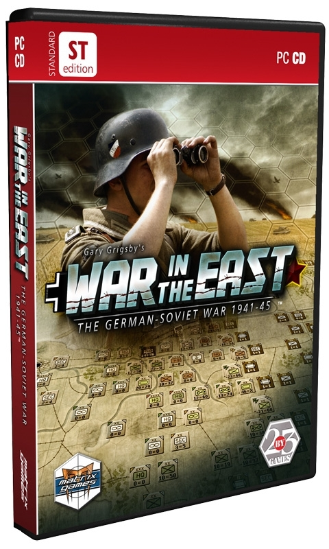 Gary Grigsby's War in the East: The German-Soviet War for PC Games