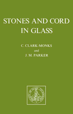 Stones and Cord in Glass by C.Clark- Monks