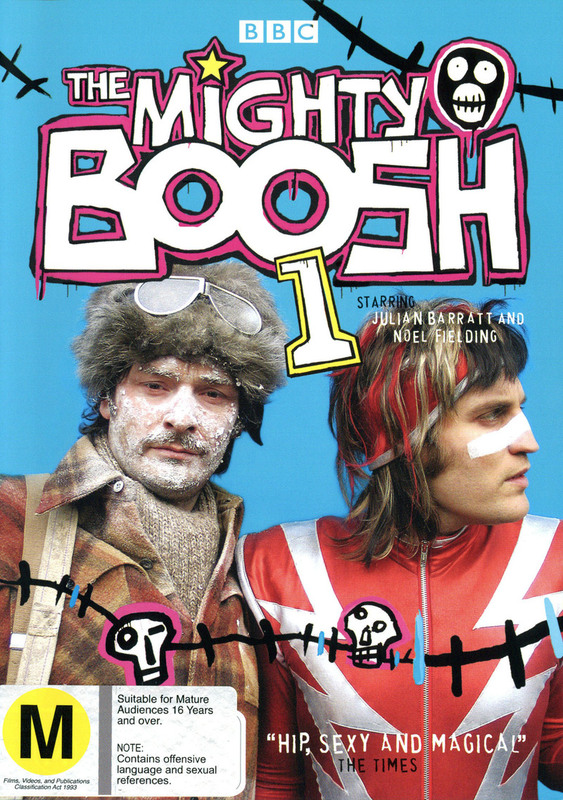 The Mighty Boosh - Series 1 (2 Disc Set) on DVD